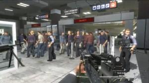 MW2 Airport scene
