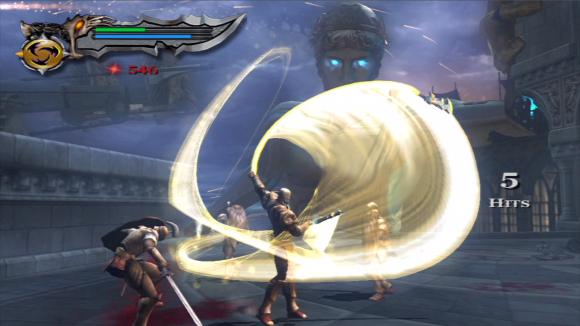GoWC Colossus Battle