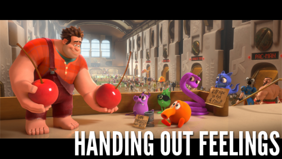 The Love Letter That Is Wreck-It Ralph