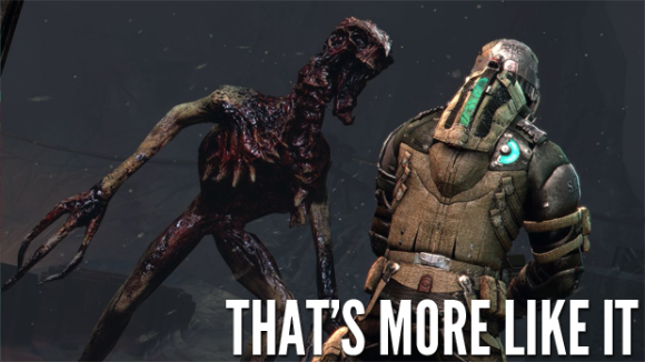 Dead Space 3's New Direction