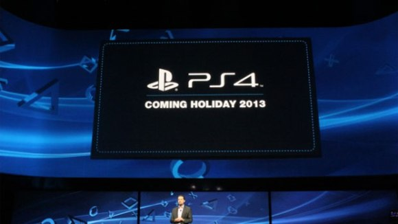PlayStation 4 release window