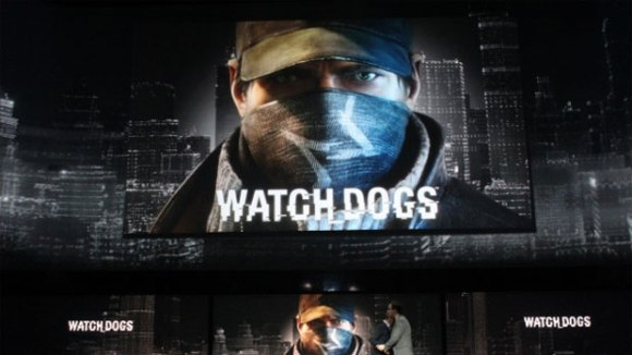 Watch_Dogs at the PlayStation 4 reveal