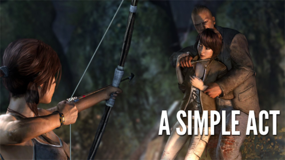 Tomb Raider's Killing Curve