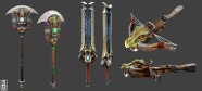 Random Weapons by bahlswede