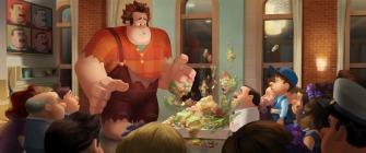 Ralph Wrecks the Party by jigokuen