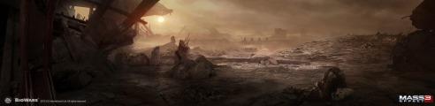 Mass Effect 3 – Matte by AlexF
