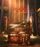 Bioshock Infinite: Barber Shop by Benlo