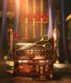 Bioshock Infinite: Barber Shop by Benlo