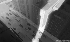 Unused Paperman Background by jigokuen