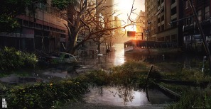The Last of Us by Maciej