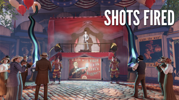 Long Distance Charges: BioShock Infinite's Combat