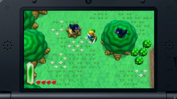 The Legend of Zelda: A Link to the Past 2 at Nintendo Direct for April 17, 2013