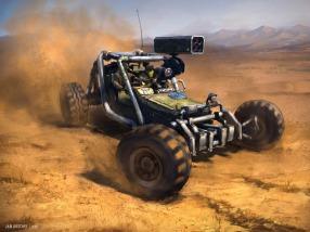 Command & Conquer concept art
