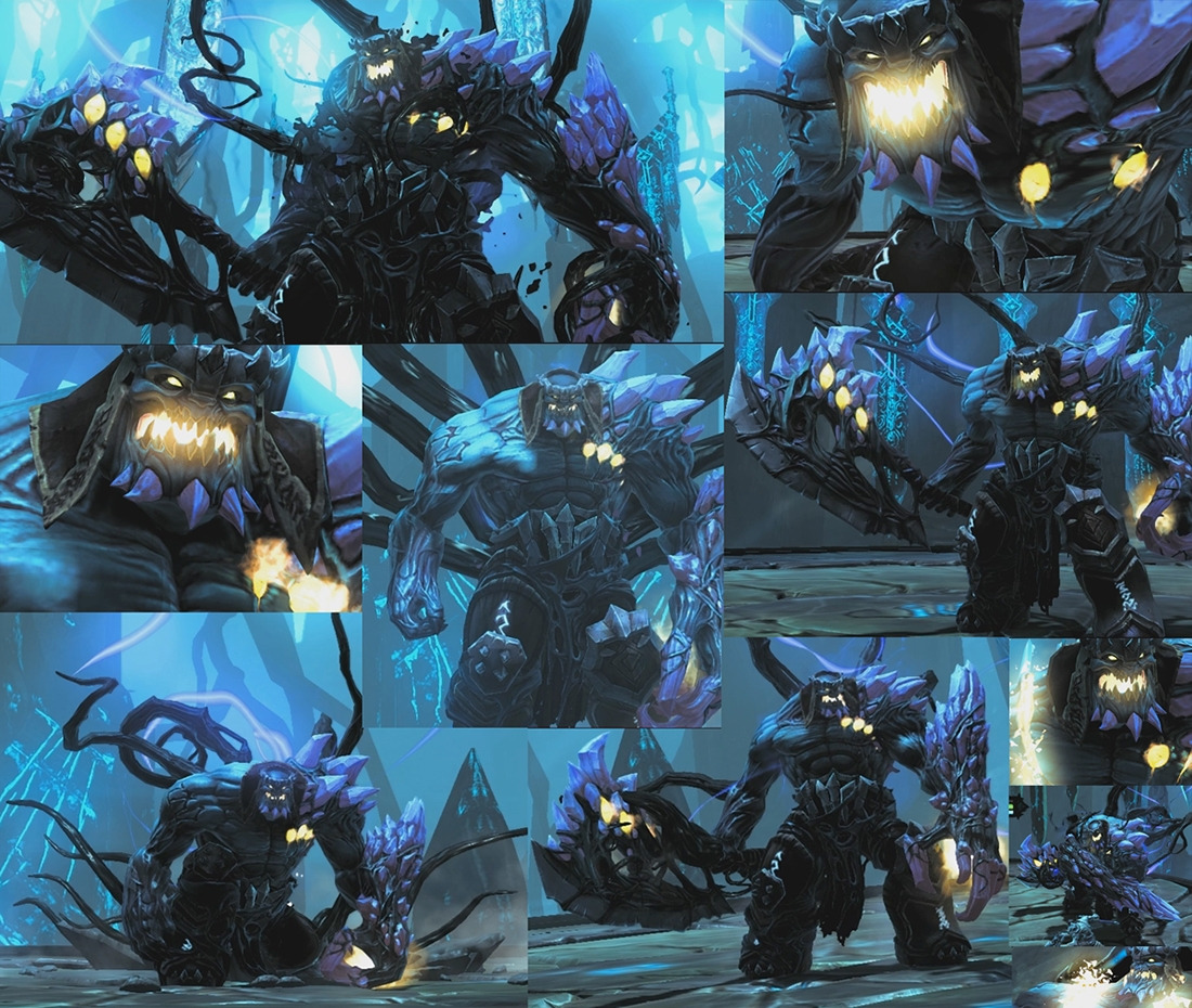 Darksiders Absalom | www.pixshark.com - Images Galleries ...