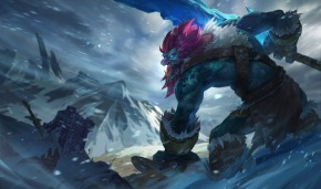 League of Legends concept art