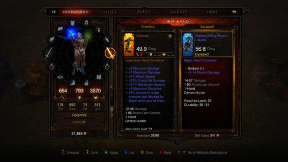 Diablo III (Xbox 360)