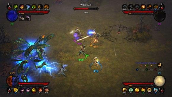 Diablo III (PlayStation 3)