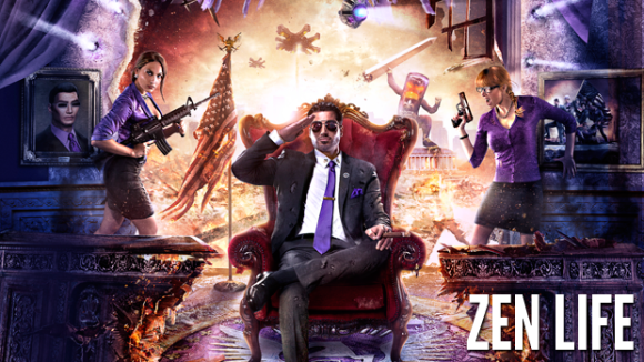 Hands-on with Saints Row IV