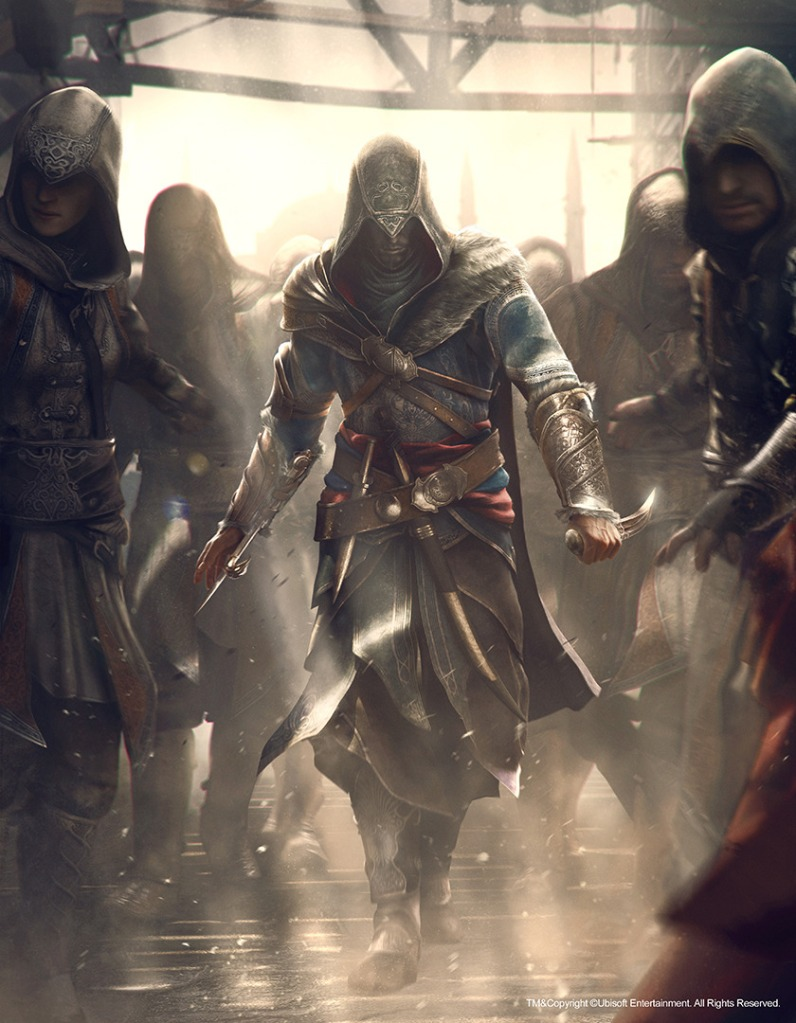 Assassin S Creed Revelations Concept Art New Game Plus