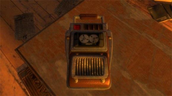 BioShock 2 audio diary