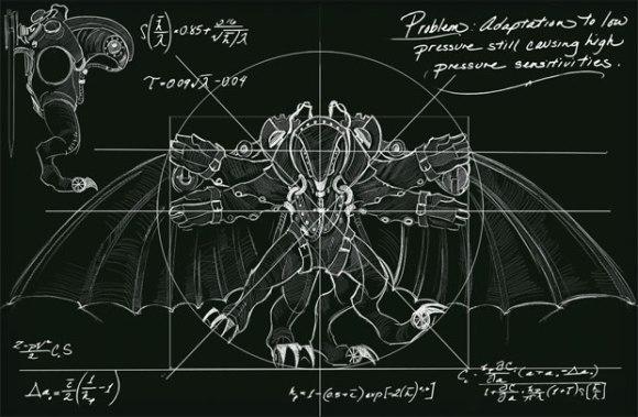 BioShock Infinite - Vitruvian Songbird