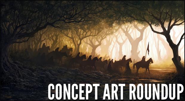 Concept Art Roundup Assassin S Creed Iv Black Flag Starcraft Ii