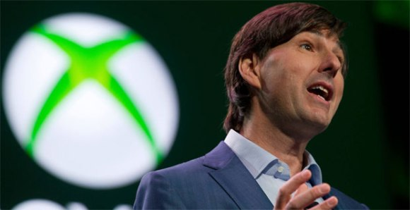 Don Mattrick at the Xbox One unveiling