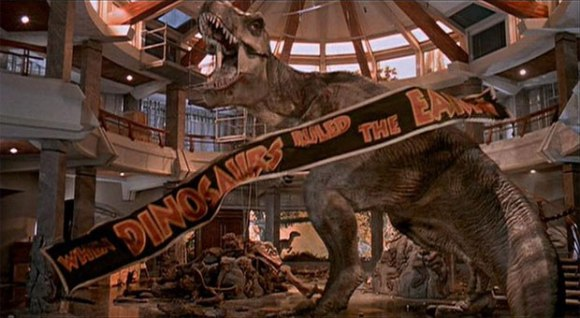 Jurassic Park - When Dinosaurs Ruled the Earth
