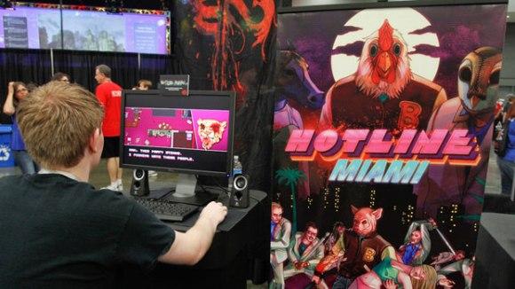 RTX 2013 - Hotline Miami 2