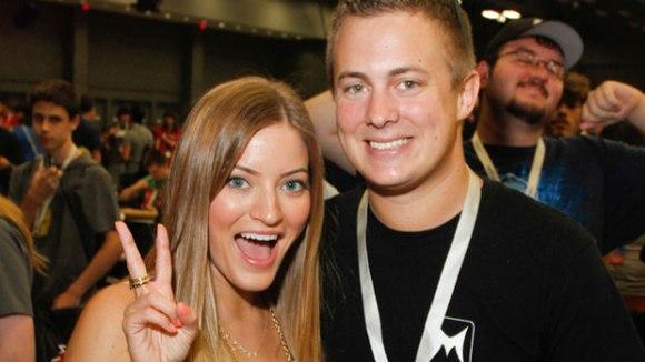 RTX 2013 - Justine Ezarik and Ryan Wyatt