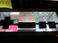 Giant NES controller case mod