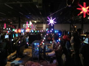 Pretty lights in the BYOC