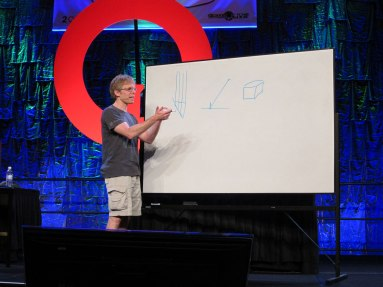 John Carmack's lighting talk