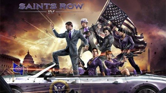 Saints Row IV
