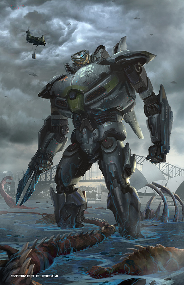 301 Moved Permanently Pacific Rim Concept Art