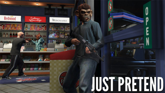 Role-Playing in GTA V