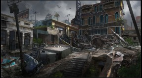 Medal of Honor: Warfighter concept art by James Paick