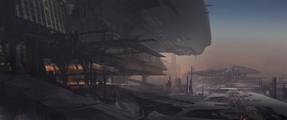 """""""City Overview"""" by James Paick"""