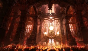 """Dragon Cathedral"" by James Paick"