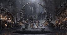 The Dark Sorcerer concept art by Geoffroy Thoorens