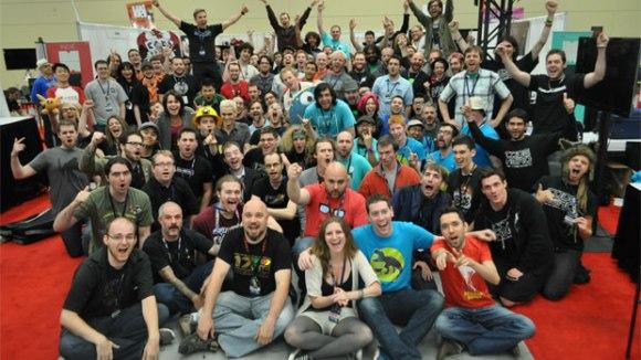 Indie Megabooth at PAX Prime 2012