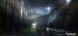 Splinter Cell: Blacklist concept art by Nacho Yague
