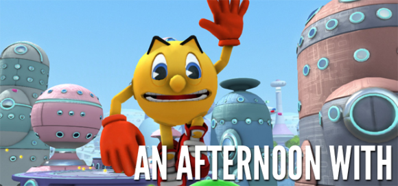 An Afternoon with Pac-Man and the Ghostly Adventures