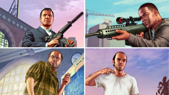 The Year in Review: #4 Grand Theft Auto V