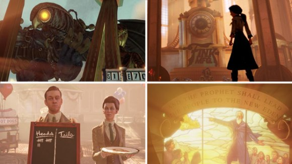 The Year in Review: #5 BioShock Infinite