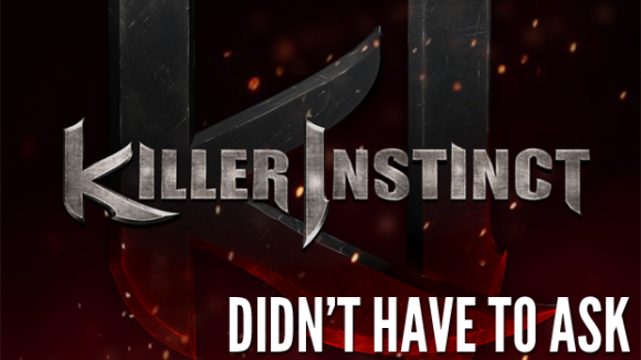 You Should Probably Play Killer Instinct
