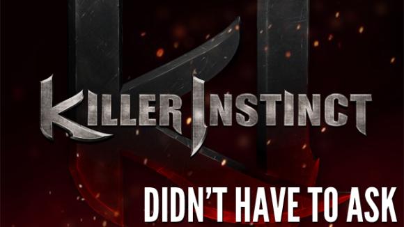 You Should Probably Play Killer Instinct