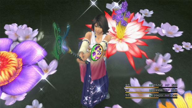 Final Fantasy X/X-2 HD Remaster   New Game Plus