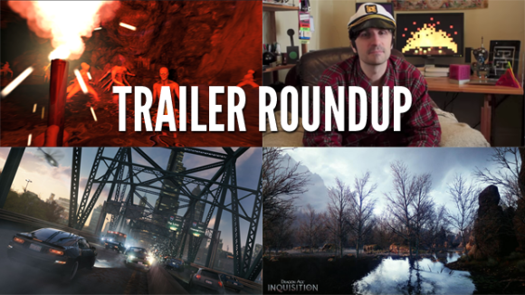 Trailer Roundup: Watch Dogs, Dragon Age, and More