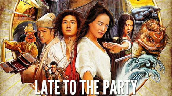 Late to the Party: Journey to the West: Conquering the Demons